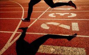 2013 Financial Goals - Crossing the finish line