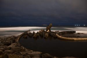 Passive Income - May 2013 - Night Ocean