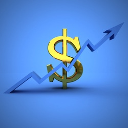 Dividend Growth Investing Page - Upward Trending Growth