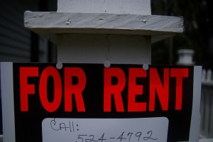 Real Estate - Raising the Rent - For Rent