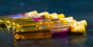 2014 Investment Criteria - Colored Test Tubes