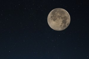 Grabbing the Moon AND the Stars - My 2015 Goals - Super Moon